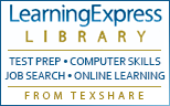 Learning Express Llibrary Logo