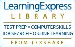 Learning Express Llibrary Logo