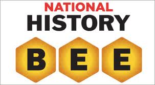 National History Bee Clip Art